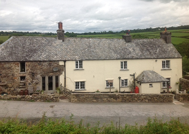 Callisham Farm Is A Traditional Granite And Stone Built Farmhouse Nestling In The Very Pretty Valley Of Meavy Dartmoor National Park