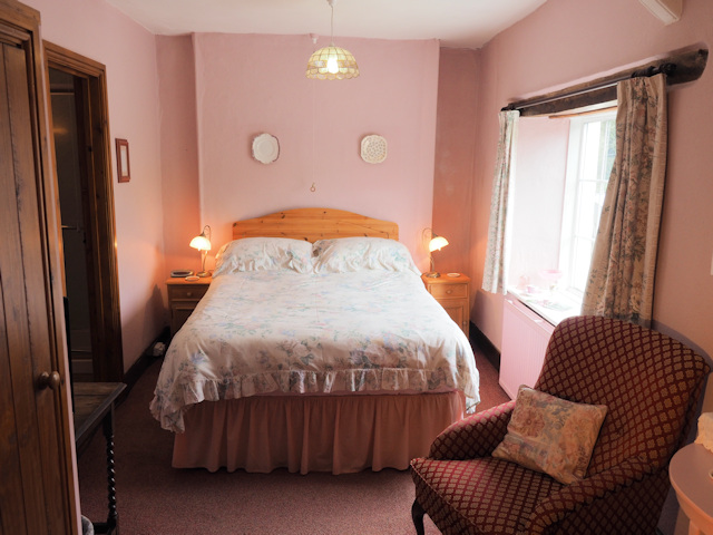 The Pink Room, Callisham Farm